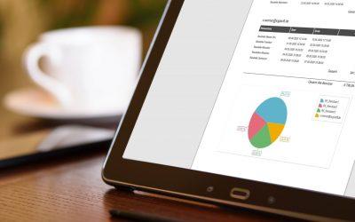 Berichte gestalten und automatisch generieren